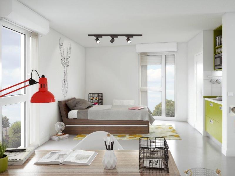 investir dans un studio dans une r sidence pour etudiant bordeaux a deux pas de la gare. Black Bedroom Furniture Sets. Home Design Ideas