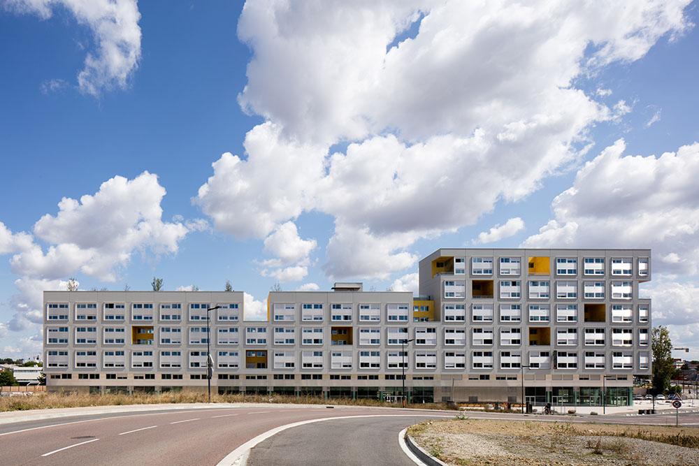 Toujours plus pour la plus grande résidence étudiante de France qui passe le cap des 565 appartements à Toulouse