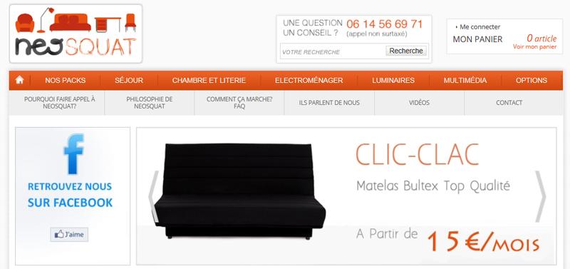 bon plan logement tudiant louer ses meubles pour meubler sa chambre d 39 tudiant. Black Bedroom Furniture Sets. Home Design Ideas