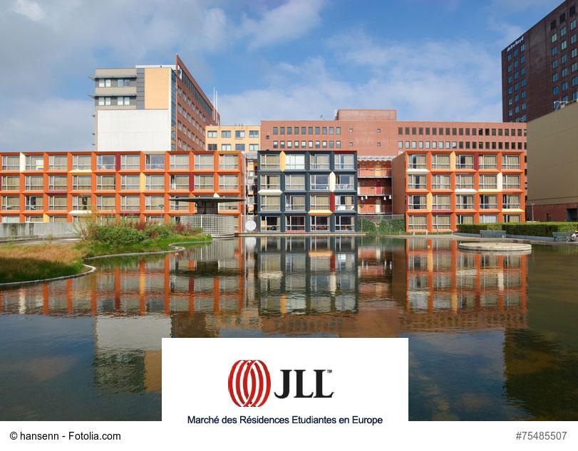 Une étude européenne sur le marché des résidences étudiantes