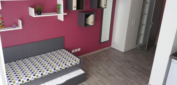Une nouvelle résidence pour étudiant ouvre à Strasbourg- Meinau