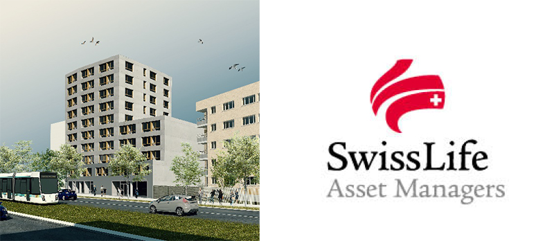 Swiss Life Asset Managers, Real Estate France signe l'acquisition d'une résidence étudiante à Ivry-sur-Seine