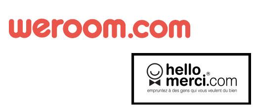 Logement et jeunes : partenariats Weroom et Hellomerci