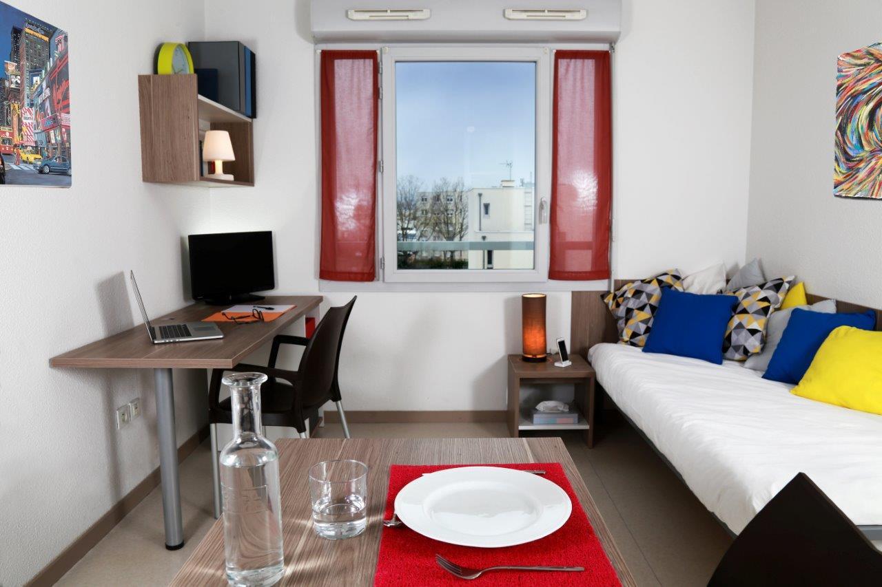 Foyer Logement Lyon Salon De Provence : Cap etudes parilly  vénissieux résidence