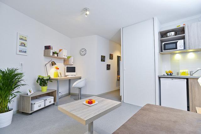 r sidence etudiante univers 9 69009 lyon r sidence service tudiant. Black Bedroom Furniture Sets. Home Design Ideas