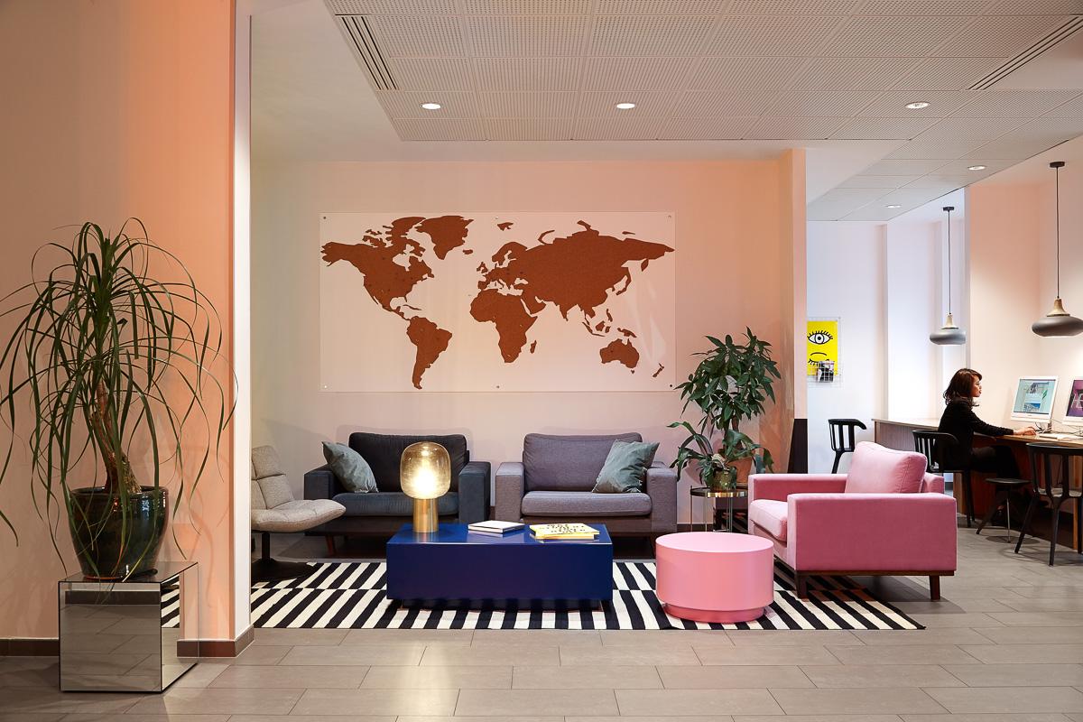 location tudiant chambre spacieuse individuelle confort. Black Bedroom Furniture Sets. Home Design Ideas