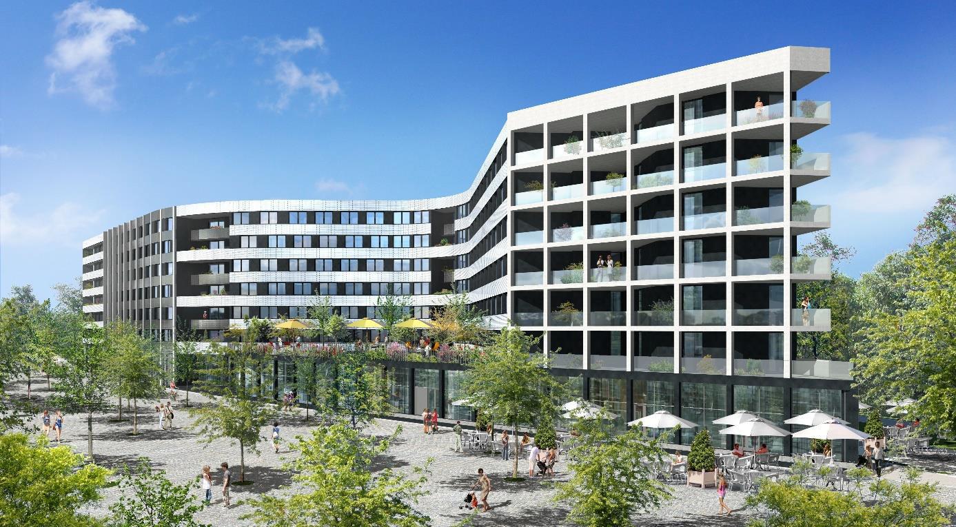 Bientôt une nouvelle résidence étudiante Dometude à Saclay